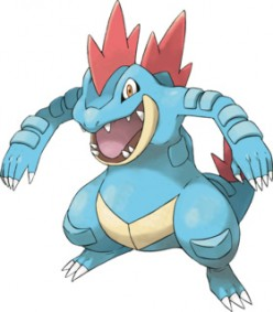 Using Feraligatr As a Competitive Pokemon in Pokemon X and Y