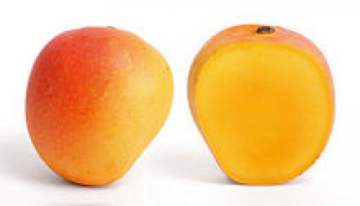 Alphonso fruit
