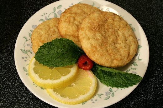 Yummy Lemon Cookies