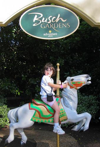 Busch Gardens Photo Spot