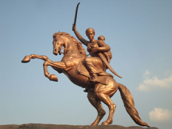 I Will Not Give Up: Lakshmibai, Rani of Jhansi
