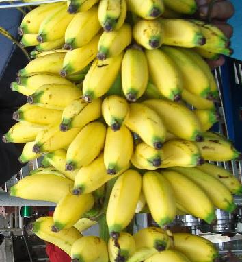 Unlimited banana dessert at Mahogany Eateries