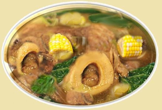 Bulalo, Tagaytay's Famous Dish