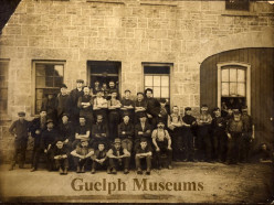 Working In Nineteenth Century Guelph