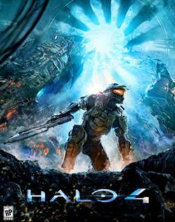 Halo 4 box art.