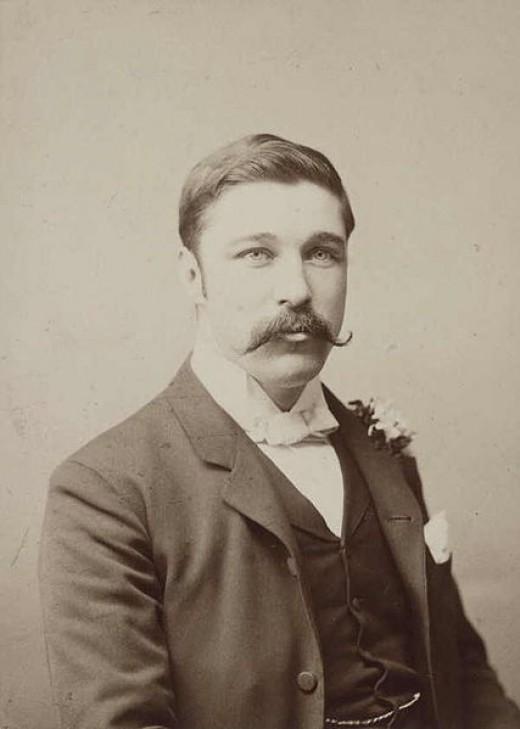 Photo taken circa 1882