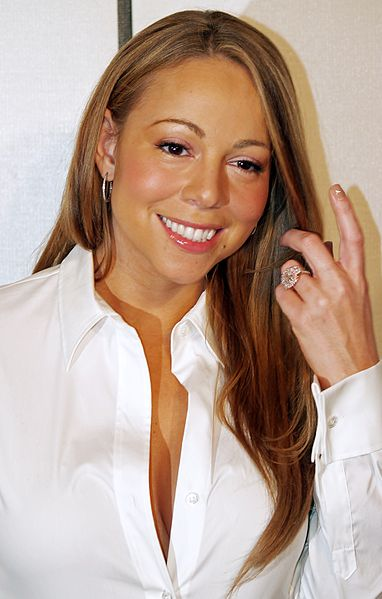 Mariah Carey March 27, 1970