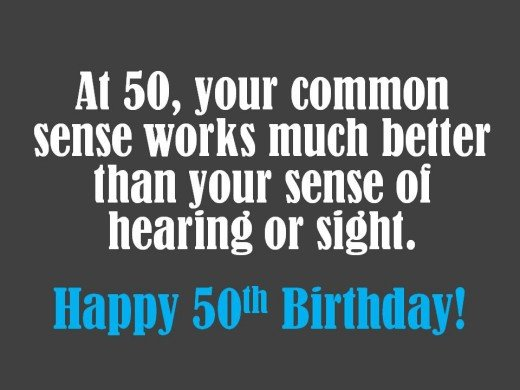 What to Write on a 50th Birthday Card Wishes Sayings and Poems – 50th Birthday Card Greetings