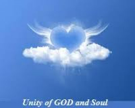 There are reasons to believe that the life force of God is the reason why life exists and without God there would be no life. So, there is a link between God and our soul and life itself, so, our soul should be able to feel this link.