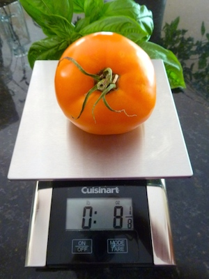 Beautiful, meaty, Gold Medal is a favorite beefsteak type tomato. Requires heavy staking.