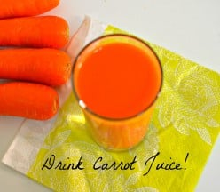 Carrot Juice Benefits & Eating Carrots for Good Health
