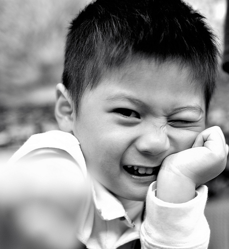 """Remember to end the playdate before your child melts down.  You don't want him to be labeled as """"that child."""""""