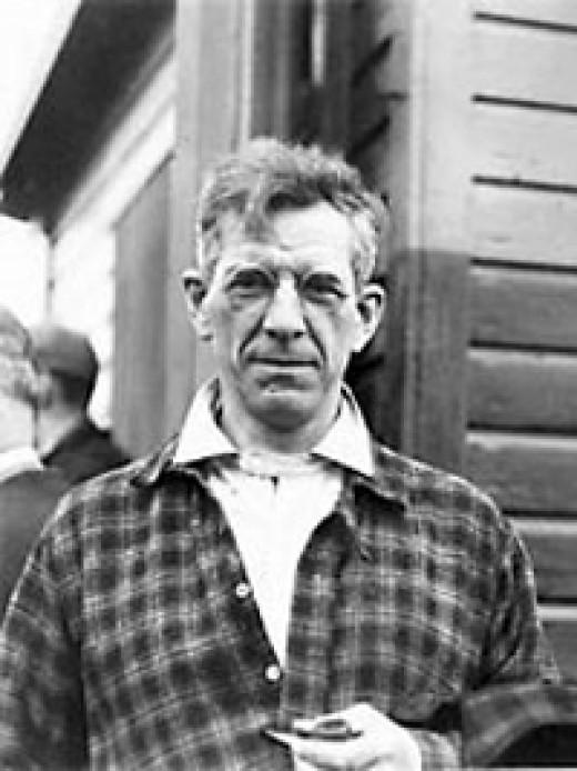 Benton MacKaye, 1879 - 1975, was a visionary forester.