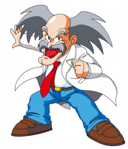 Dr. Wily - Megaman