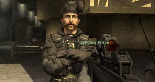 Captain John Price - Call of Duty
