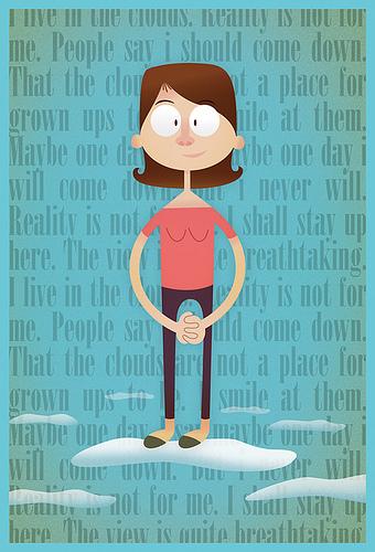 Reality is not for me from Fernanda Terrasco flickr.com