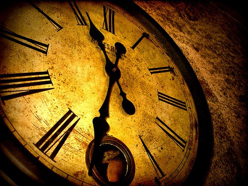 The Passage of Time from Toni Verdu Carbo flickr.com