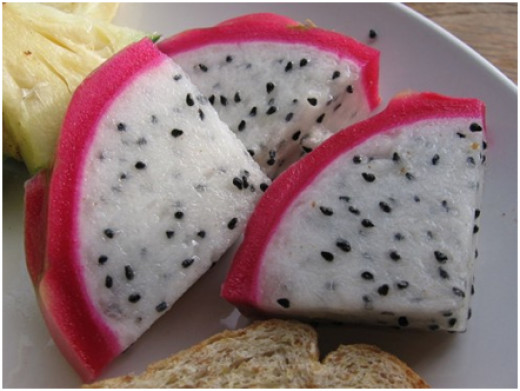 This fruit has the properties which reduces cholesterol and fights against diabetes.
