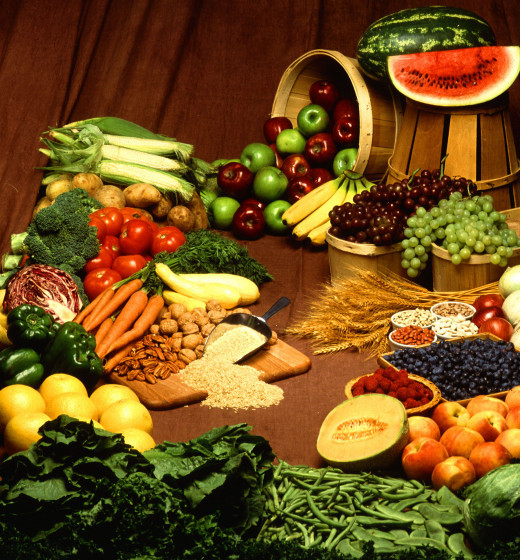 A balanced diet is the best way to support your body's detoxification process.