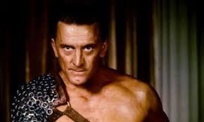 Douglas as Spartacus
