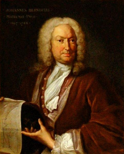 Johann Bernoulli.