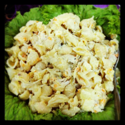 Carb Diva's Chicken Macaroni Salad
