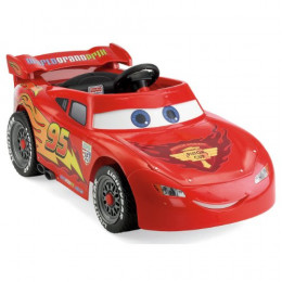 lightning mcqueen power wheels ride on toy hubpages