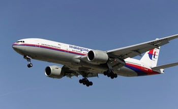A Boeing 777