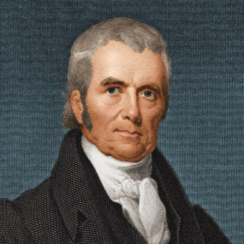 Chief Justice John Marshal