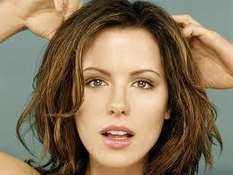Kate Beckinsale does yoga. She is the star of the Underworld movies. She says that yoga is her secret to anti-aging.