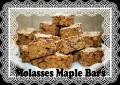 1940s Classic Molasses Maple Bars