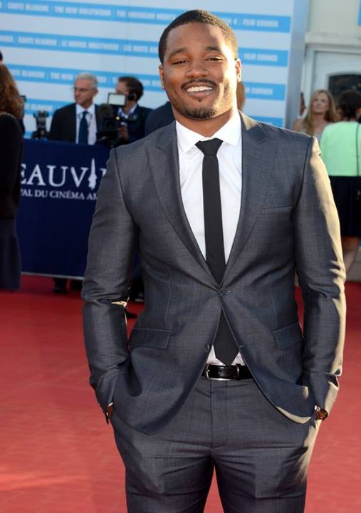 Ryan Coogler at the 2013 Deauville film festival