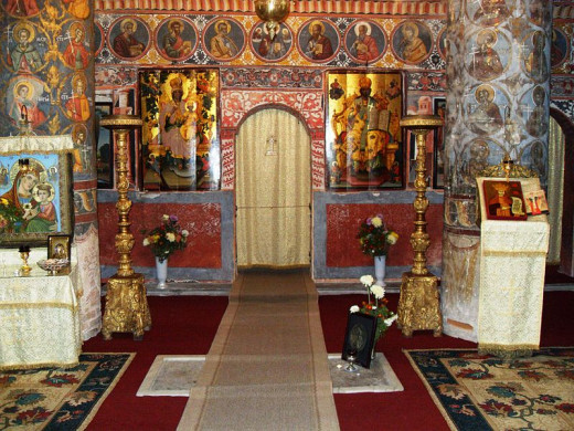 Snagov monastery is believed to be the final resting place of Vlad Tepes, though no one knows exactly where, and his head may be lost to history. These facts lend dimension to the tales of the vampire Dracula.