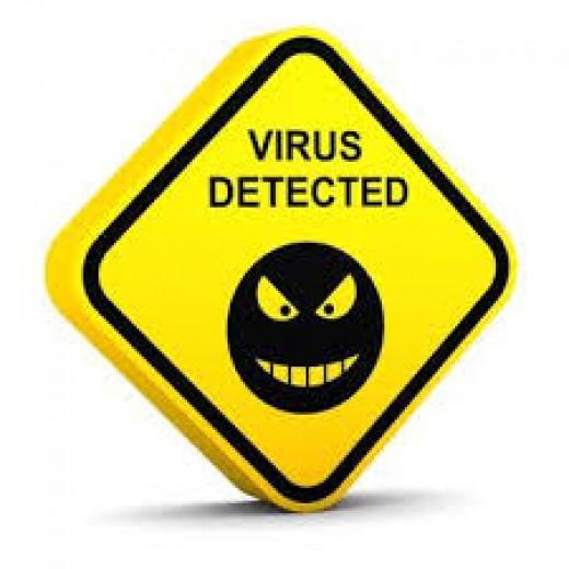 Virus Detected!!!