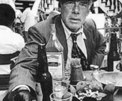 """Lee Marvin, played a tough city detective on television's """"M- Squad"""""""