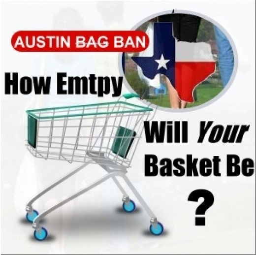 How empty will your basket be?
