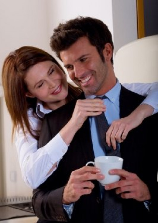 Dating a work colleague? Make sure you don't mess up your job.