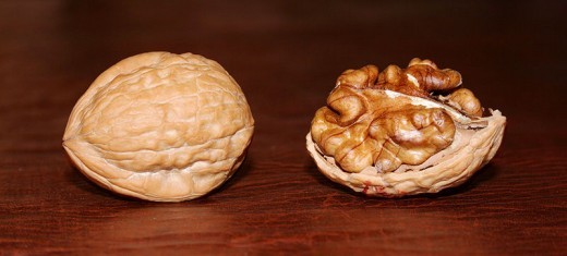 This variety is called English Walnuts but it is grown in the US.