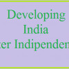 Developing India after Independence
