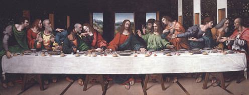 The Last Supper at Santa Maria della Grazie Convent