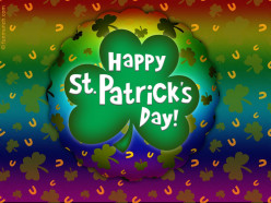 How many of you hubbers plan on celebrating St. Patrick's Day this year?