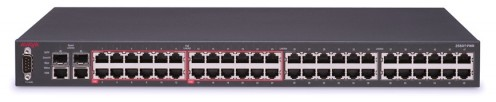 An example of Ethernet switch hardware.