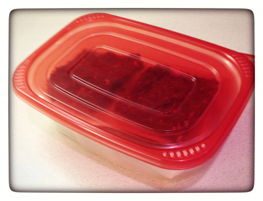 If you are on-the-go, pack the treats in a container (BPA free preferred). It will prevent purchasing your teen a sugary snack later.