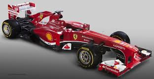 "A ""real"" F1 Ferrari from 2013"