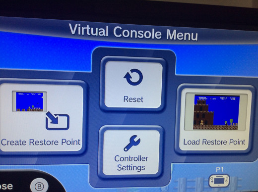 Hey no cheating using the virtual console save anywhere feature. Back in the day we diden't have this luxury