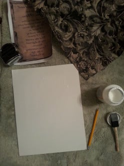 Paper to Canvas Art