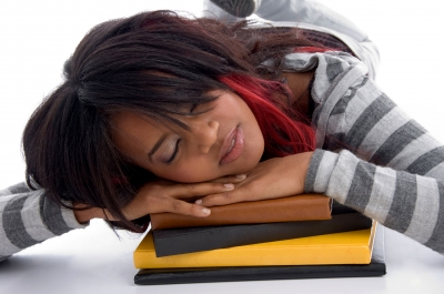 For many children, cell phones negatively  effect sleep and school grades.