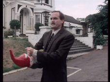 Fawlty Towers - Basils' revenge