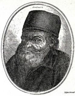 Nicholas Flamel.