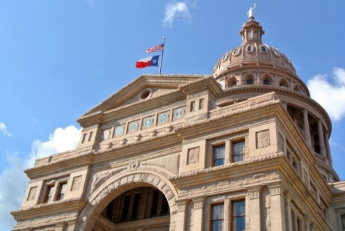 Visit Austin Texas to see the State Capitol